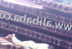 Nigeria USED RAIL SCRAPS