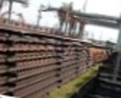 Pakistan used rail track scrap