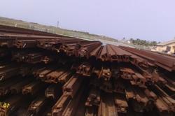 Austria Used Rail Tracks