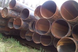 South Korea used Seamless steel pipes