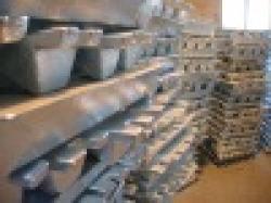 United States zinc alloy ingots