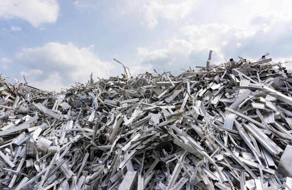 Top countries on the Aluminium scrap market